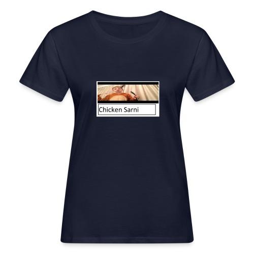 chicken sarni - Women's Organic T-Shirt