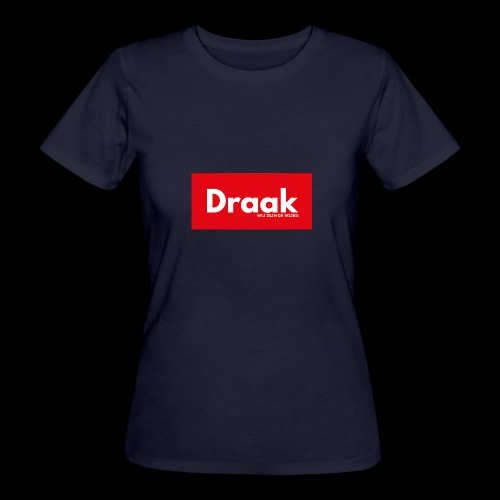 Draak League Spartan - Vrouwen Bio-T-shirt