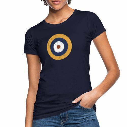 Spitfire Roundel - Women's Organic T-Shirt