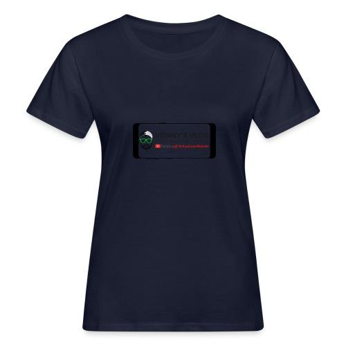 Galaxy S8 by Ronny's Vlog - Frauen Bio-T-Shirt