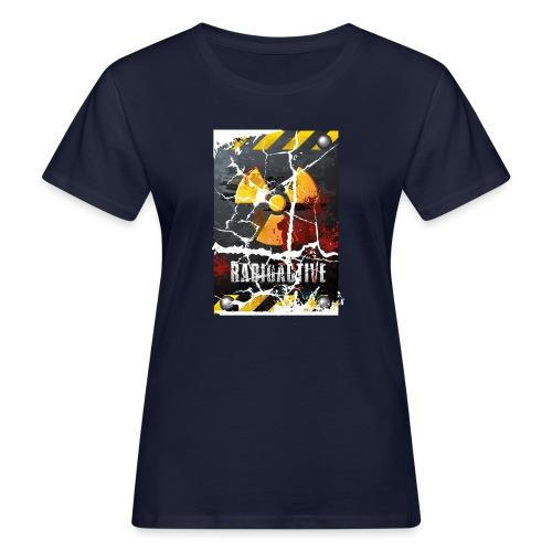 radiactive - T-shirt ecologica da donna
