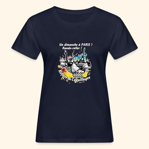 Splash - T-shirt bio Femme