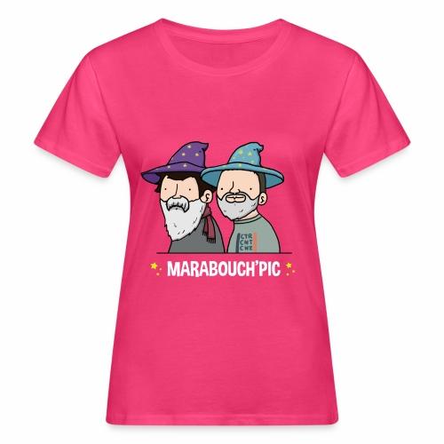 Marabouch'pic - T-shirt bio Femme