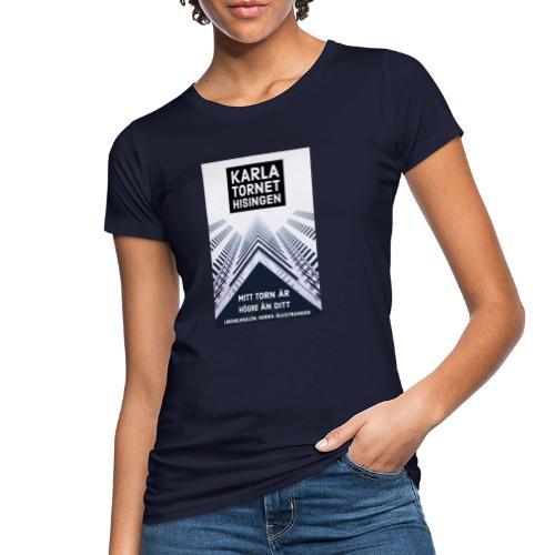 Karlatornet - Ekologisk T-shirt dam