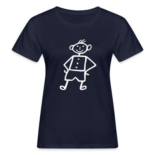 me-white - Frauen Bio-T-Shirt