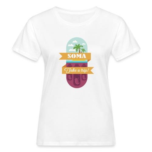 Soma - Il mondo nuovo - Aldous Huxley - T-shirt ecologica da donna