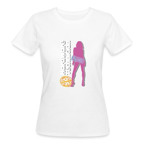 Hardware Technician - T-shirt ecologica da donna