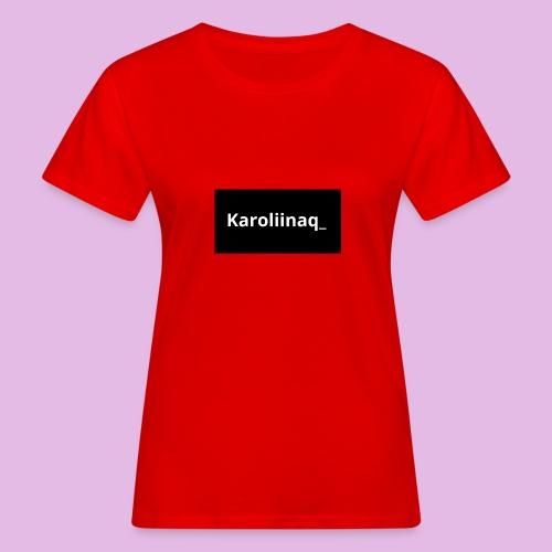 Karoliinaq_ - Naisten luonnonmukainen t-paita
