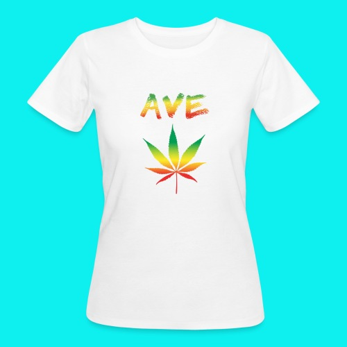 AveMarija - T-shirt ecologica da donna