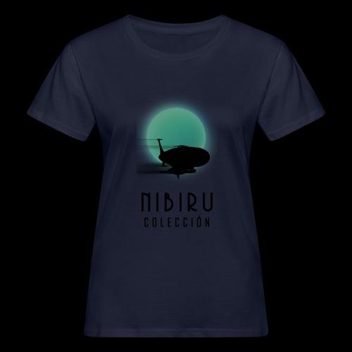 NibiruLogo - Camiseta ecológica mujer