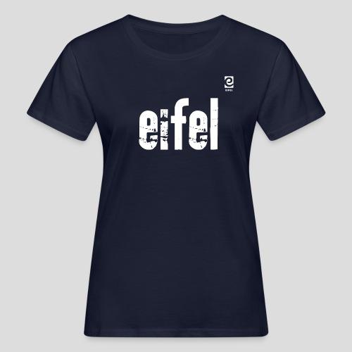 eifel - Vintage - weiß - Frauen Bio-T-Shirt
