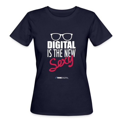 DIGITAL is the New Sexy - Lady - T-shirt ecologica da donna