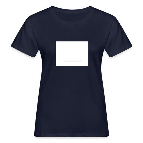 Square t shirt - Vrouwen Bio-T-shirt