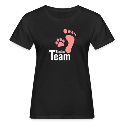 Vorschau: Bestes TEAM - Frauen Bio-T-Shirt