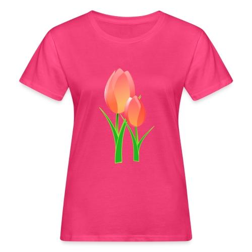 Belle fleur - T-shirt bio Femme