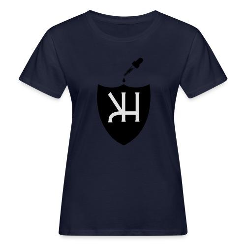 kahvimuki - Naisten luonnonmukainen t-paita