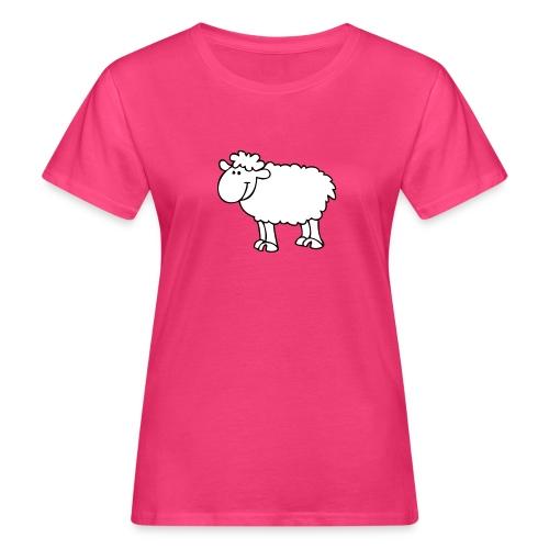 Schaf2 - Frauen Bio-T-Shirt