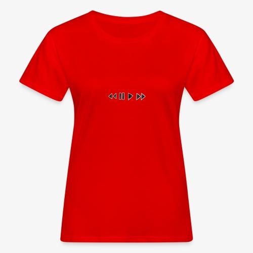 Music Tee - Vrouwen Bio-T-shirt