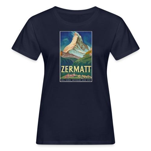 Zermatt - Frauen Bio-T-Shirt