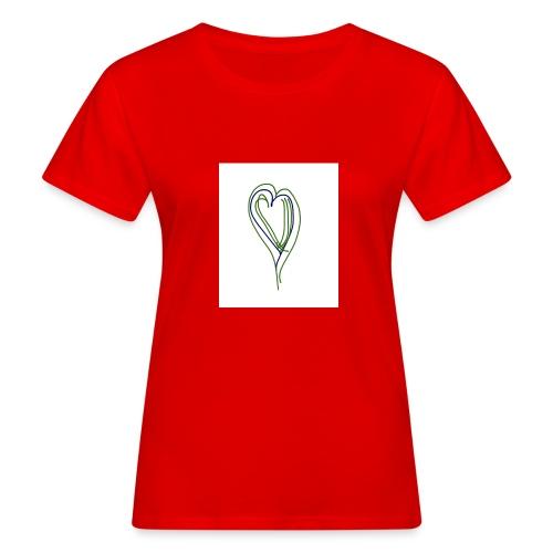 Corazon - Camiseta ecológica mujer