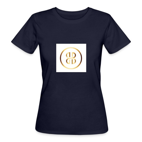 BKI logo circle - Women's Organic T-shirt