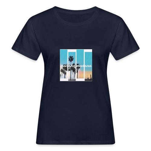 MANANA - Ekologisk T-shirt dam