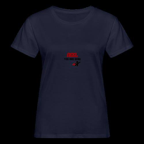 NEEL You Are Hero - Ekologiczna koszulka damska
