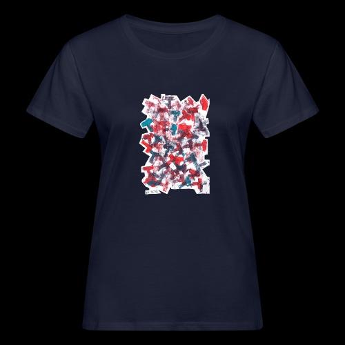 Color T BY TAiTO - Naisten luonnonmukainen t-paita