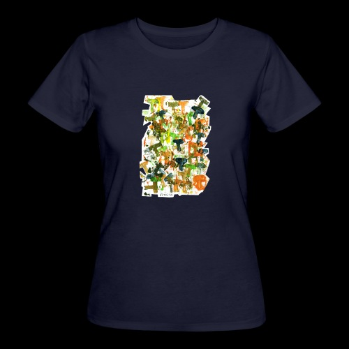 Autumn T BY TAiTO - Naisten luonnonmukainen t-paita