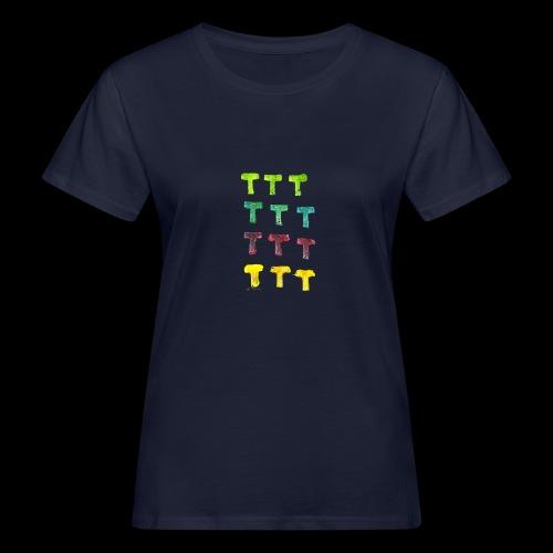 Original Color T BY TAiTO - Naisten luonnonmukainen t-paita