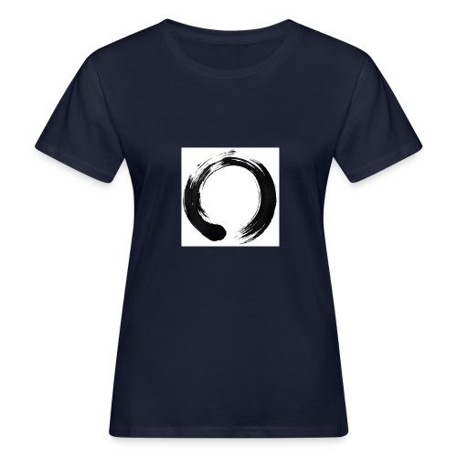 zen - T-shirt ecologica da donna