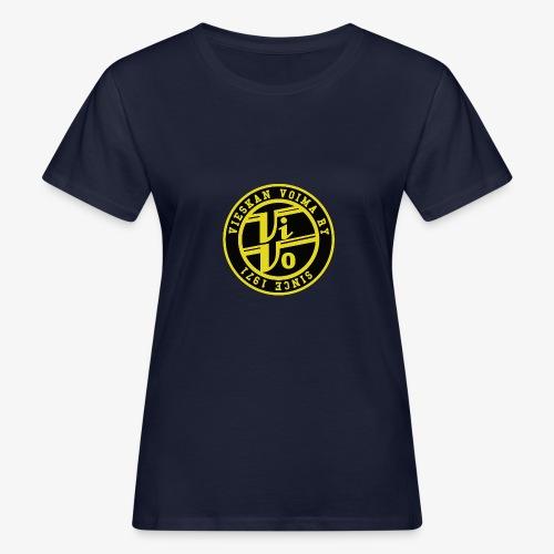 ViVo Since 1971 - Naisten luonnonmukainen t-paita