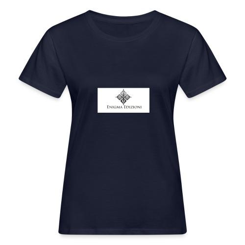 enigma - T-shirt ecologica da donna