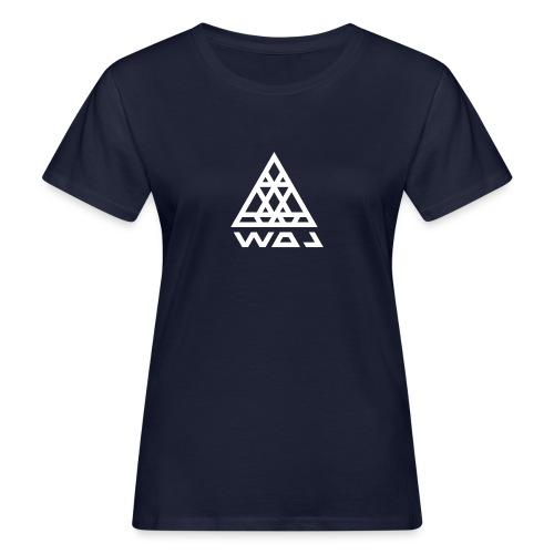 Triangel Konst - Ekologisk T-shirt dam