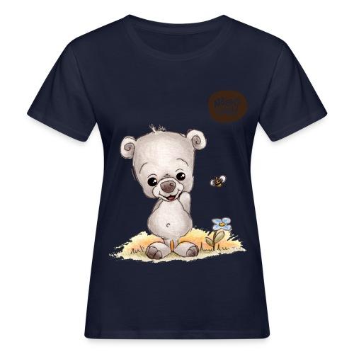 Noah der kleine Bär - Frauen Bio-T-Shirt