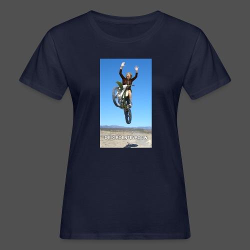 Stuntvrouw (v) - Vrouwen Bio-T-shirt