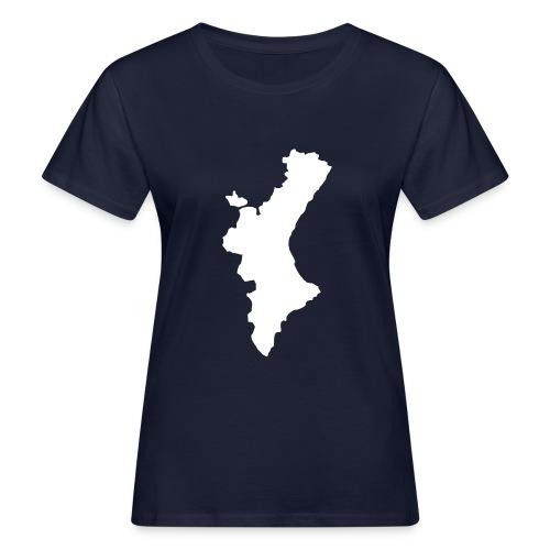 València - Camiseta ecológica mujer