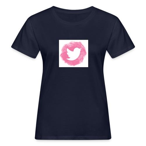 pink twitt - Women's Organic T-Shirt