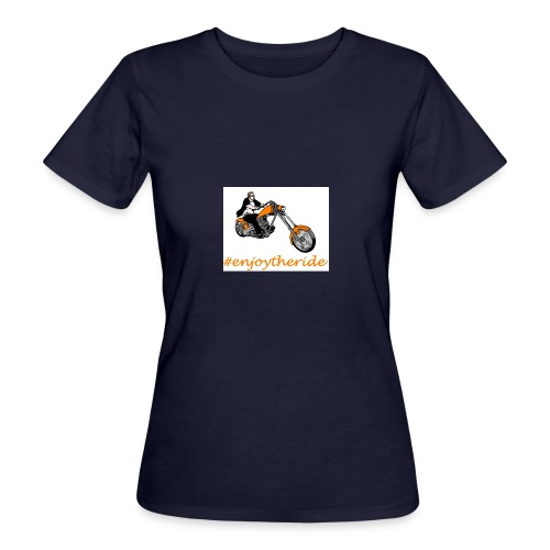 enjoytheride - T-shirt bio Femme