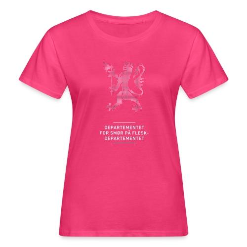 Departementsdepartementet (fra Det norske plagg) - Økologisk T-skjorte for kvinner