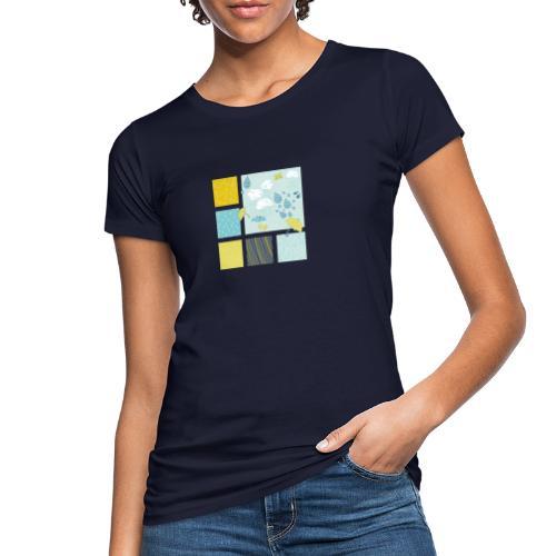 Sommerregen Liebe - Frauen Bio-T-Shirt