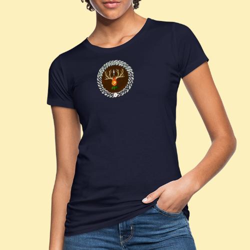 Médaillon de Neved - T-shirt bio Femme