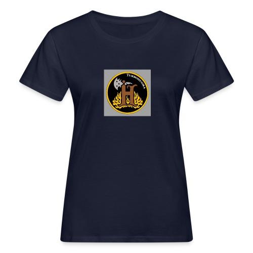 THbutton 32Srgb400 - Naisten luonnonmukainen t-paita