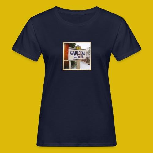 Gogoldorak - T-shirt bio Femme