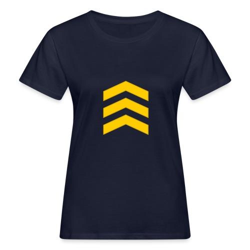Kersantti - Naisten luonnonmukainen t-paita