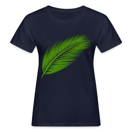 Leaf - bio - Vrouwen Bio-T-shirt