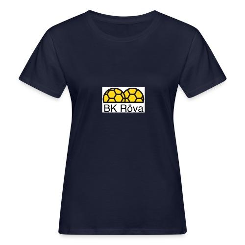 Bk Röva logo - Ekologisk T-shirt dam