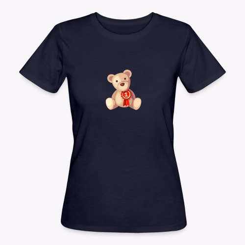 Teddy Bear - Women's Organic T-Shirt