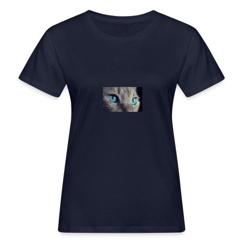 katze - Frauen Bio-T-Shirt