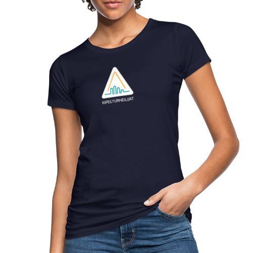 Kiipeilyurheilijat 'Mission Patch' - Naisten luonnonmukainen t-paita